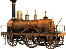 Het Spoorwegmuseum - Railwaymuseum