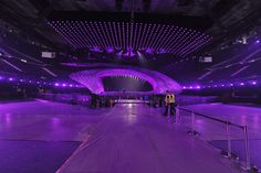 Vienna: The stage is ready! | News | Eurovision Song Contest