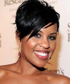 Black Short Hairstyles 2013 Women
