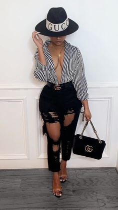 (notitle) – Victoria Elmeaze – Join in the world of pin Dope Outfits, Classy Outfits, Stylish Outfits, Girl Outfits, Fashion Outfits, Dress Fashion, Fashion Ideas, Black Women Fashion, Look Fashion