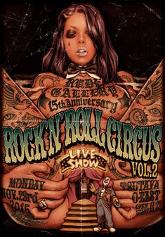 Rockn'roll circus Vol.2