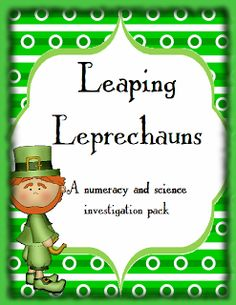 Are you looking for something a little bit different for St Patrick's Day? Then look no further! This is an exciting and challenging activity that explores maths and science concepts in a fun way. Children measure themselves and predict whether height makes a difference to the length they can jump. They record predictions and outcomes, and graph their results.