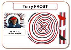 Terry Frost - Portrait d& - Van Gogh, Art History Memes, History Projects, Art Mat, Art Worksheets, History For Kids, Ecole Art, Identity Art, Oeuvre D'art