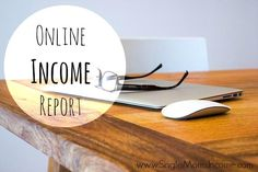 Online Income Report. How much I made in November from blogging, freelance writing, and virtual assistant work. http://singlemomsincome.com/june-income-update-2/ blogging tips, blogging ideas, #blog #blogger #blogtips