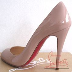 louboutin shoes, don't own them....yet.