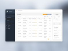 Working on a recruiter platform, hope you like it Soon Dashboard App, Dashboard Interface, Dashboard Design, App Ui, Form Design Web, Web Ui Design, Flat Design, Design Design, Web Mobile