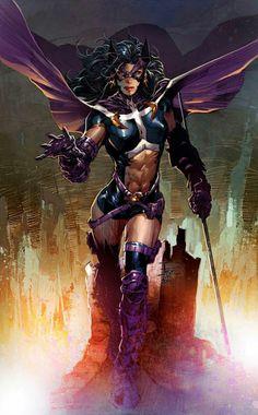 Huntress by Philip Tan