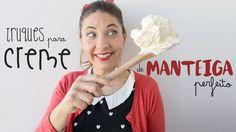 Creme de Manteiga/Buttercream- Todos os truques - YouTube