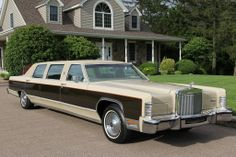 1979 Lincoln Continental Stretch Limousine by Armbruster/Stageway Silverhawk