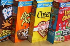 Growing up as the youngest of ten kids we rarely ever were lucky enough to have one of these cereals for breakfast. Usually we had oatmeal or cracked wheat from our food storage. So when one of these boxes magically appeared in our pantry, it caused major chaos in our home. We would sit in …