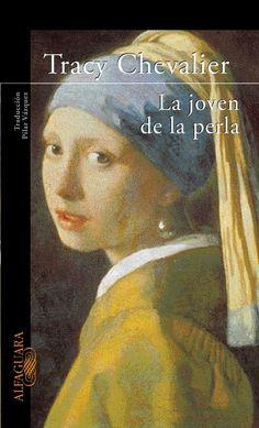 """""""La joven de la perla"""" Tracy Chevalier. Empezado el 22/4/14. Sobre la relación entre una criada y el pintor Vermeer. Terminado el 25/4/14. Absolutamente recomendable. Un best seller que no pretende ser lo que no es. Muy bien escrito."""