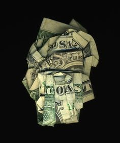 Hidden Messages on Dollar Bills by Dan Tague -  Save The Coast