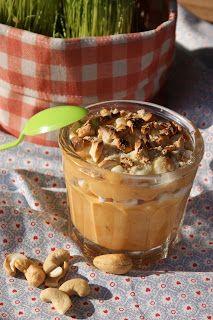 Afternoon Tea: Crumble de patates douces, chèvre & éclats de noix de cajou