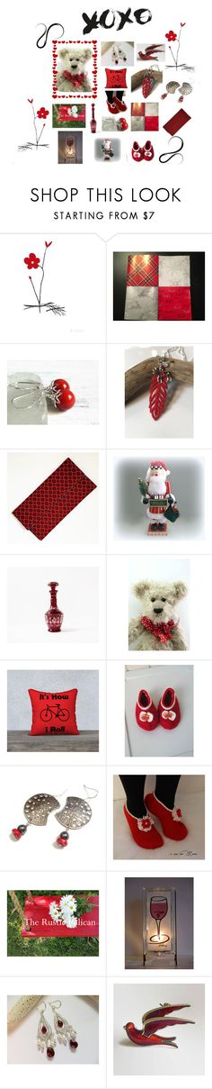 """""""Amazing Gifts!"""" by therusticpelican ❤ liked on Polyvore featuring Hostess, modern, contemporary, rustic and vintage"""
