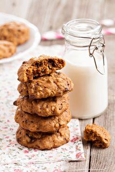 Полезное овсяное печенье in 2020 Healthy No Bake Cookie Recipe, Best Cookie Recipes, Healthy Baking, Sweet Recipes, Baking Recipes, Low Carb Desserts, No Bake Desserts, Baking Desserts, Super Cookies