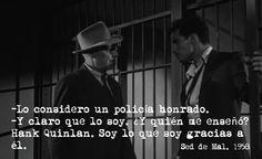 Sed de Mal. 1958. Director Orson Welles.