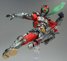 S.I.C. Kamen Rider ZX – Review by Gamu Toys