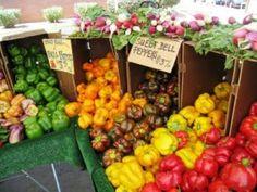 Brentwood Farmers Market Sweet Bell Peppers