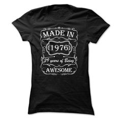 1976 39 years T Shirts, Hoodie. Shopping Online Now ==►…