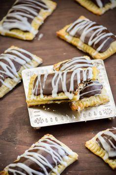 Art On Sun: Chocolate Mousse Filled Pop-Tarts