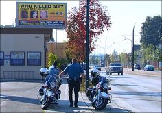 """Seattle police unveiled a new campaign Tuesday aimed at finding the killers in 17 murders that have gone unsolved in the city since January 2010.    The """"Who Killed Me? Don't Stay Silent"""" campaign depicts photos of Seattle victims on space-donated Clear Channel Outdoor billboards and digital network located throughout the Seattle and surrounding areas.     Please repin and help solve these cases!"""
