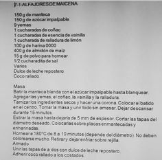 Receta de Osvaldo gross Mexican Food Recipes, Sweet Recipes, Cookie Recipes, Oswaldo Gross, Cake Business, Cookie Frosting, Desert Recipes, Sin Gluten, Macaroons
