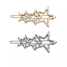 Put a star in your step. Its out in the market for only C$6.81. We ship worldwide. Shop now at annsgarage.com ! Hair Accessories For Women, Bobby Pins, Shop Now, Ship, Stars, Shopping, Hairpin, Ships, Sterne