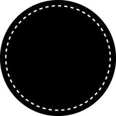 Circle Frame- Black This can be used for classroom labels, table numbers, or other products on TpT. There is no license fee. Feel free to use this on other products you are selling! Circle Borders, Borders And Frames, Doodle Frames, Overlays Picsart, Classroom Labels, Round Labels, Designer, Diy And Crafts, Creations