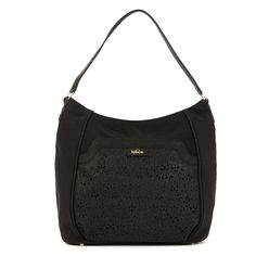 Matilda Handbag - Black Perf Mix | Kipling