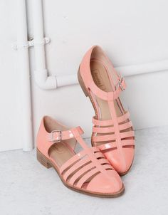 Bershka flat sandals - Shoes - Bershka Serbia