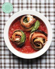 Zucchini Rollatini by Martha Stewart