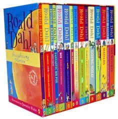 Phizz-Whizzing Collection (Box Set): Roald Dahl: 9780140926521: Amazon.com: Books