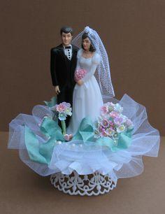 Wedding Cake Topper -