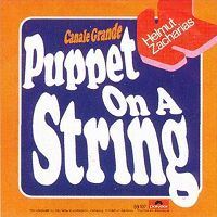 """Helmut Zacharias - """"Puppet on a String"""", instrumental cover-version of the winning song Eurovision Song Contest 1967"""