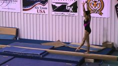 At The Ranch... training with Kyla Ross