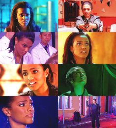 Doctor Who Challenge Day 3: Least Favorite Companion: Martha Jones, hands down. Couldn't stand her all the way to her last episode.