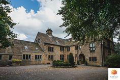 Fischer's Baslow Hall, Peak District - Emily & Neil - Tierney Photography