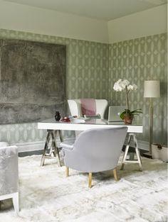 *WHITE GLAM*: 10 Dicas para decorar o escritório de casa!