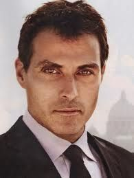 Rufus Sewell...the inspiration for my detective in the novel I'm writing