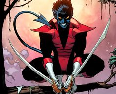 Nightcrawler  You don't have an easy life, but that doesn't keep you from having an optimistic outlook on life. You're kind and generous to all, and know how to have fun even when things seem very bleak.