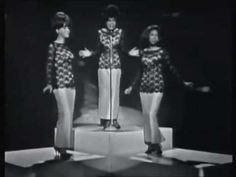 10-3 in 1964 - The Supremes entered the Billboard Top 100 with their new song 'Baby Love.'