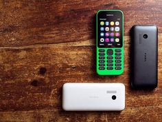 Nokia 215: Microsoft unveils its cheapest ever internet phone with 29-day battery life and $29 price tag - News - Gadgets and Tech - The Independent