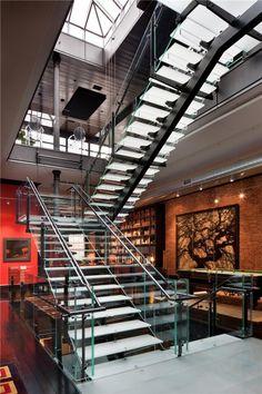 ღღ 30 Million Three Story Tribeca New York City Apartment (12)