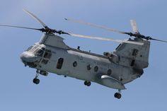 US Marines CH-46 Sea Knight