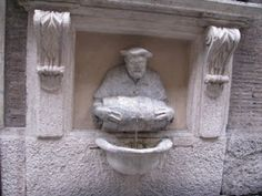 Fontana del Facchino, 1874