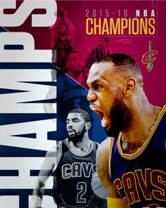 We did it, Cleveland. #NBAChampions | #OneForTheLand