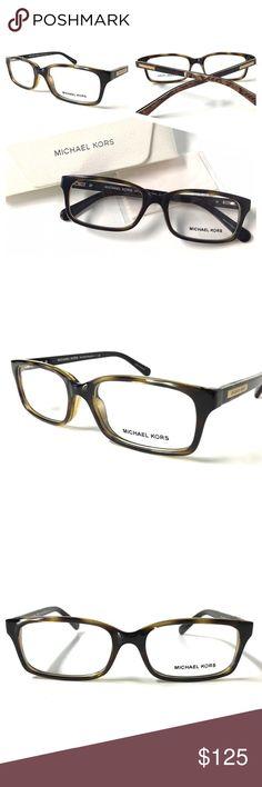 6f19ec3cbe5 New Michael Kors Eyeglasses Olive Tortoise Authentic New Michael Kors  Eyeglasses Olive Tortoise Includes a Michael