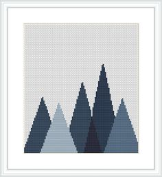 This is an Instant Download PDF Cross Stitch Pattern. --------------------------------------- Stitch Counts of embroidered image: 100 wide x 78 high Colors Used: 5 I recommend using 14 count Aida fabric with 2 strands of DMC floss. If you want the project to be smaller, use 18 count fabric and 1 strand of DMC floss. Aida size: 14 count Area of embroidered image 7.1 4 x 5.57 inches or 1 8.1 4 x 1 4.1 5 cm Finished sizes do not include margins - ideally you should add on all sides for fram...