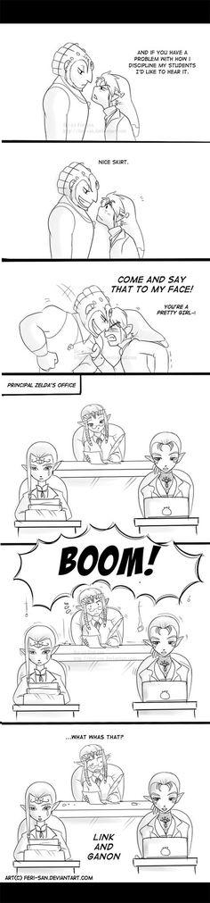Mr Twilight 2 - 3 by *Feri-san
