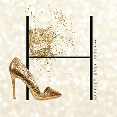 """The fairytale is all about the shoe at the end."""" - Amy Adams smile emoticon  Happily ever after, starts with a pair of these INTOTOs! http://www.intoto.in/happily-ever-after-14  #HappilyEverAfter #INTOTOs #Glitter #Gold #Bling #Pumps"""